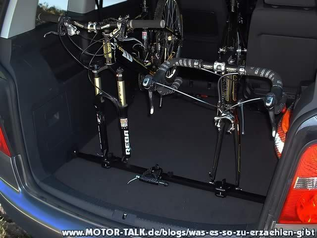 fahrrad im kombi transportieren seite 2 da bin ich. Black Bedroom Furniture Sets. Home Design Ideas