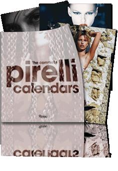 Ein Pirelli Kalenderbuch