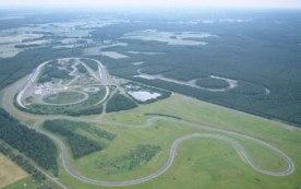 Contidrom – Reifentestgelände von Continental