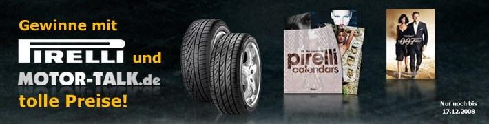 Pirelli Gewinnspiel