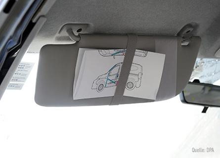Rettungskarte Für Dein Auto Infomation Und Download
